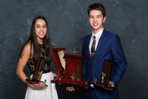 kayla-and-ryan-major-trophy