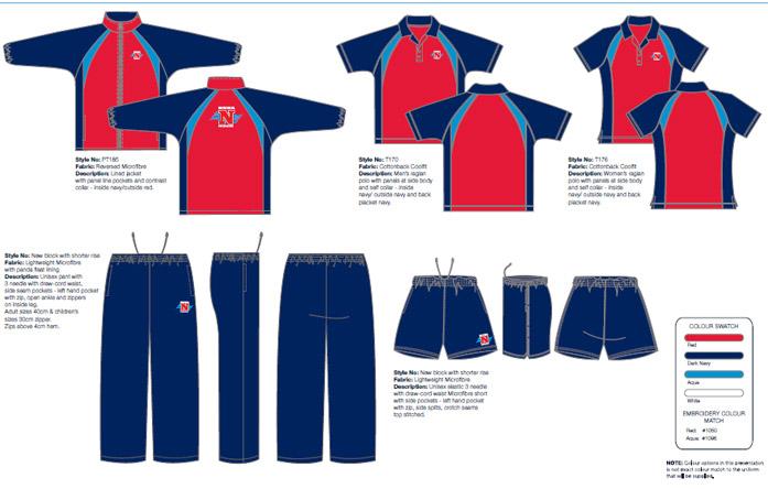 club-uniform
