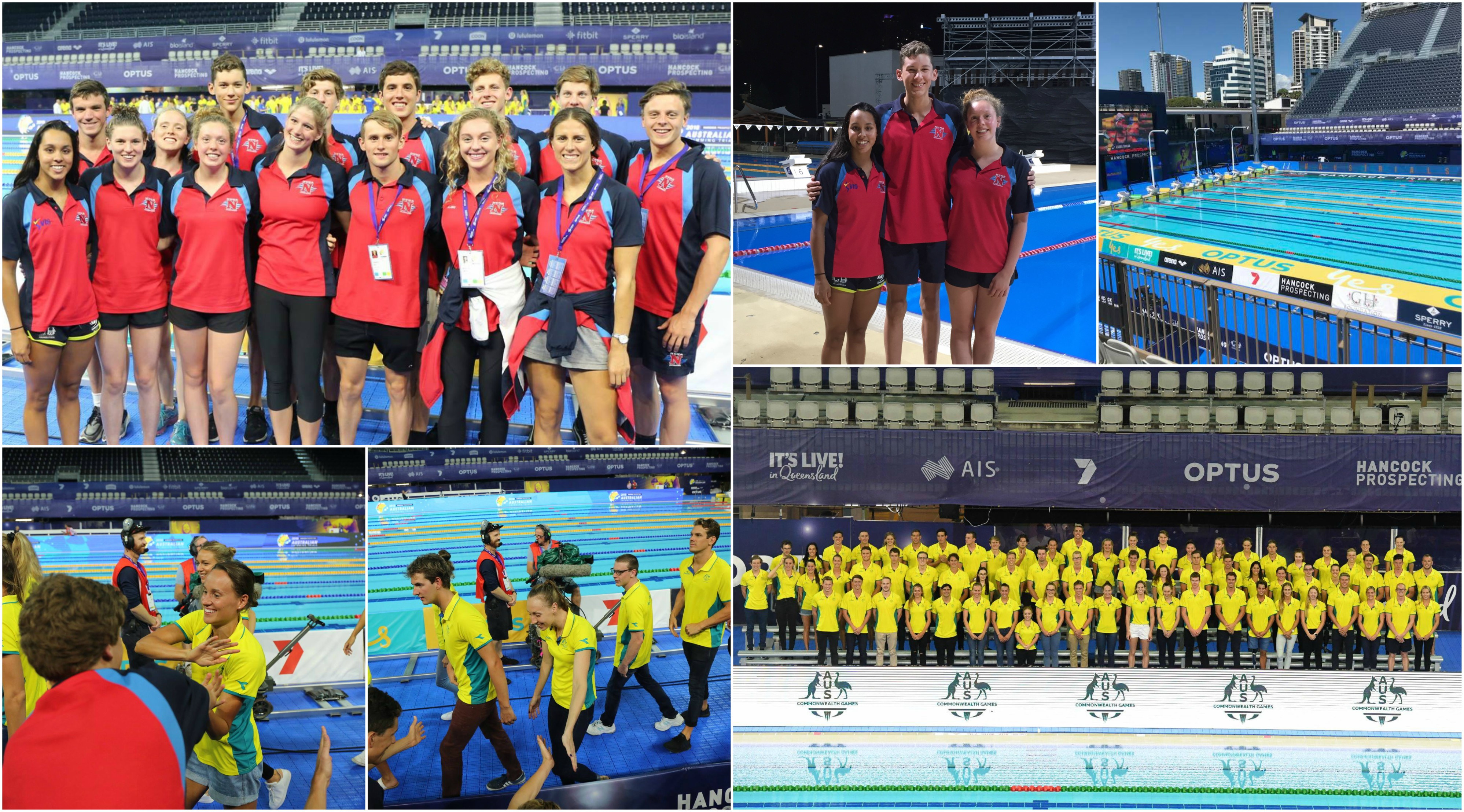 2018 commonwealth games swimming results